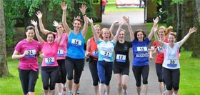 FROM FLAB TO FAB: HOW THREE CHSS STAFF BECAME KEEN RUNNERS